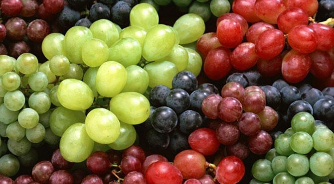 7 Khasiat Anggur Kepada Lelaki