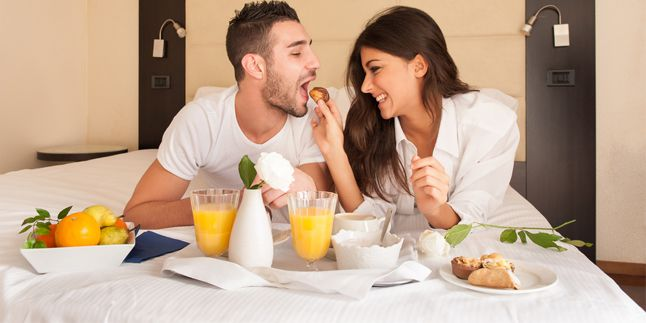 5 Makanan Yang Akan Suburkan Sperma Anda